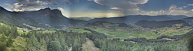 Panorama Webcam Castelrotto